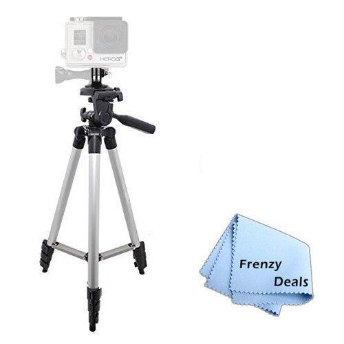 "50"" Inch Camera Tripod for ALL GoPro HERO Cameras & Camcor"