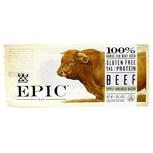Epic Bar Beef Bacon Apple, 1 5 oz