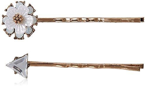 Accessorize Hair Jewellery for Women (Golden) (MN-18667081001)