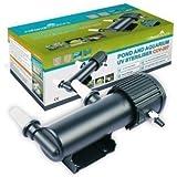 Estanque Esterilizador Luz UV / Clarificador Filtro 7W Para Todos Los Tanques CUV-207