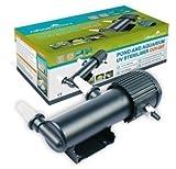 All Pond Solutions UV Light Steriliser Clarifier Filter, 7 W