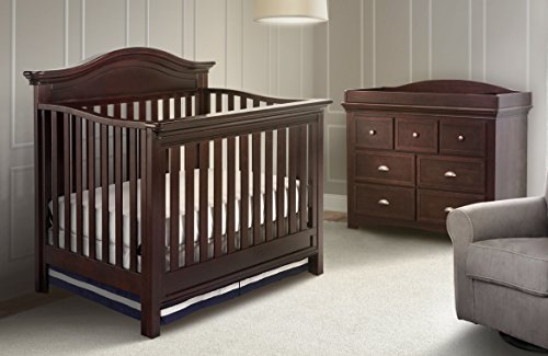 Amazon Simmons Kids Augusta Crib N More Molasses Baby