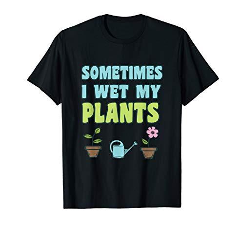 Gardening T-Shirt Funny Mother Gardener Gift Pun ()