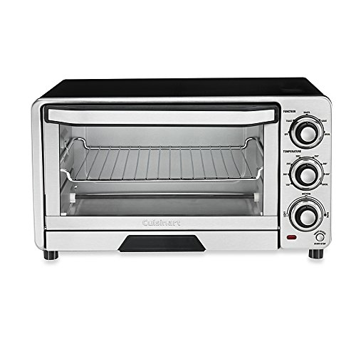 Cuisinart Custom Classic Toaster Oven Broiler in Stainless Steel