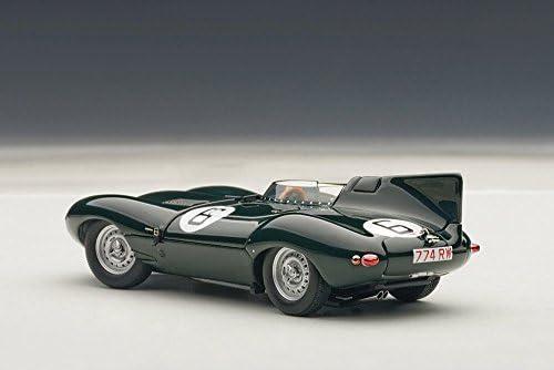 CAR MPC HO 1//87 MADE IN USA JAGUAR TYPE D LE MANS 1955-1957