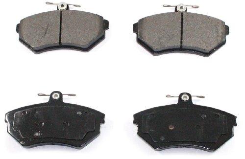 t Semi-Metallic Brake Pad (Audi 4000 Brake Pads)