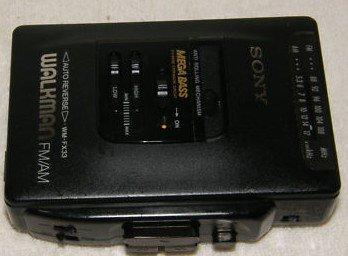 Sony WM-FX33 Walkman Radio Cassette Player AM FM (Walkman Cassette Player Recorder)