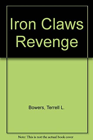 book cover of Iron Claws Revenge