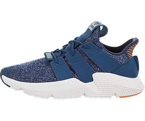 adidas Originals Prophere Shoe Men's Casual 10 Blue Night-Hi Res Orange