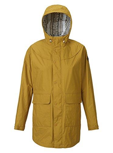 Burton Women's Flare Parka Jacket, Harvest Gold, Small