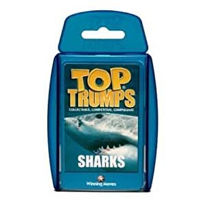 Top Trumps - Sharks