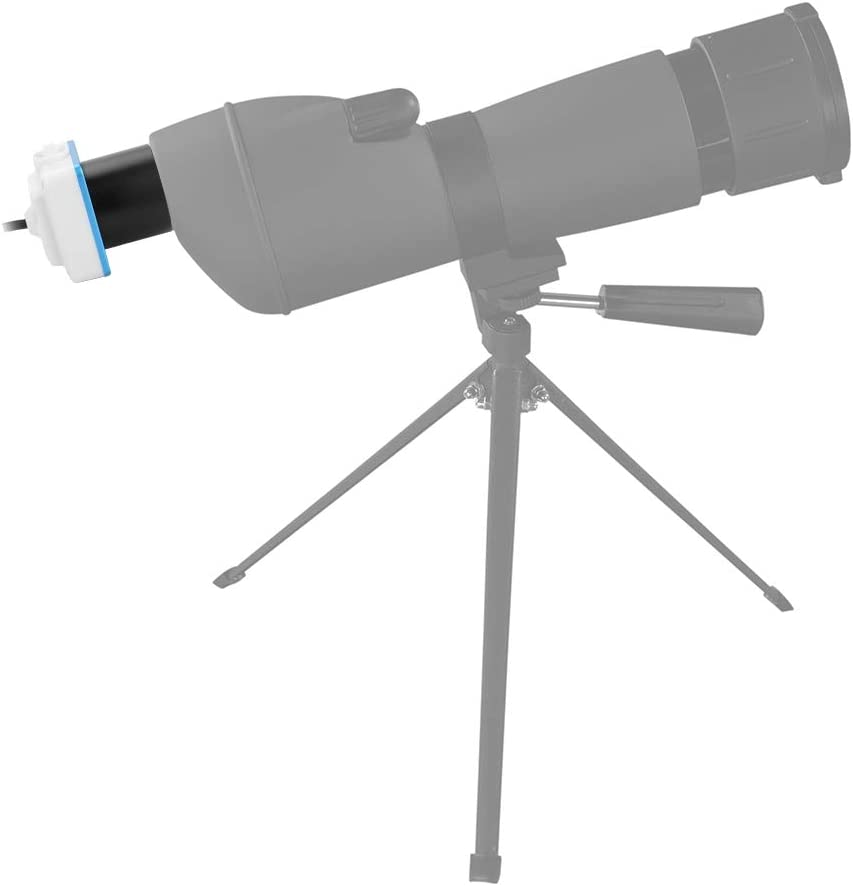 Wandisy 1.25 Telescope Digital Electronic Eyepiece Camera for Astrophotography USB Port