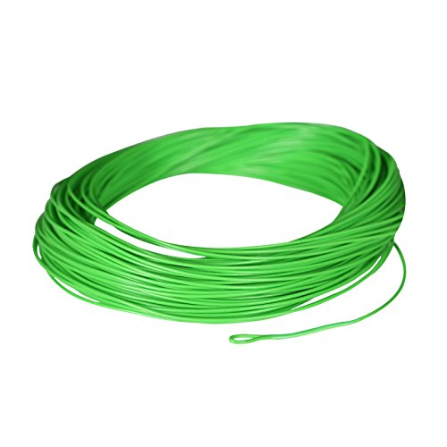 SF Weight Forward Floating Line Fly Line Green 100FT WF4F