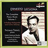 Ernesto Lecuona: The Complete Piano Music, Volume 1