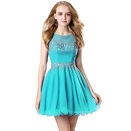 Turquoise Junior Prom Dresses: Amazon.com