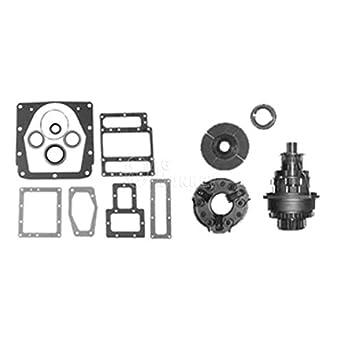 Amazon 363499K TA Kit W Nut Belt Pulley International Super MTA 400 450 560 660 Industrial Scientific