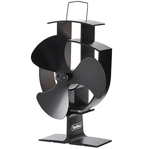 VonHaus Wood Stove Eco Fan