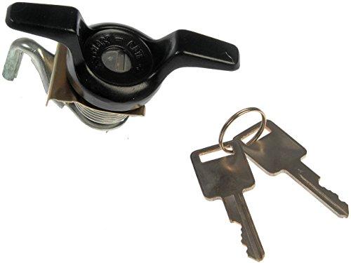 - Dorman HELP! 77101 Chevrolet/GMC/Oldsmobile Black Tailgate Handle with Lock