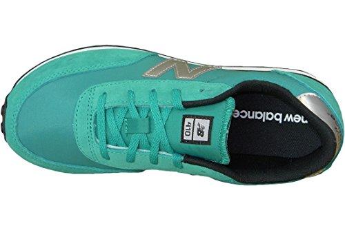 New Balance - Y Junior - Farbe: Seladongrün - Größe: 35.5