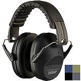 Vanderfields NRX35DX2 Ear Defenders - Black