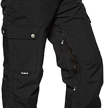 Planks Good Times Ltd Edition Eco Snow Pant Large Black