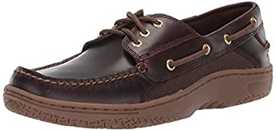 Sperry Mens Billfish Boat Shoe Billfish Boat Shoe Brown Size: 7