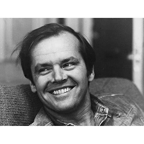 PHOTOGRAPHY PORTRAIT ACTOR JACK NICHOLSON YOUNG 18X24'' POSTER ART PRINT LV11025 (Jack Nicholson Best Actor)