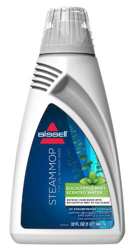 Bissell EUCALYPTUS MINT DEMINERALIZED STEAM MOP WATER, 32 ou