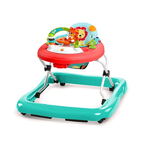 - Bright Starts Roaming Safari Walk-A-Bout Walker