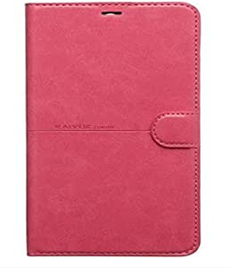 Flip Leather Cover For Samsung Galaxy Tab A 2019 (T510-T515) 10.1 inch - Pink