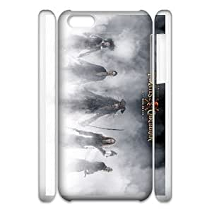 iPhone 6 5.5 Inch Cell Phone Case 3D pirates of the caribbean at worlds end 91INA91222503