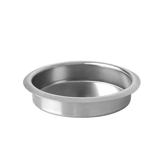 bestonzon Filtro ciego de metal de 58 mm de cafetera espresso ...