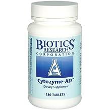 Cytozyme-AD 180 Tabs Biotics Research
