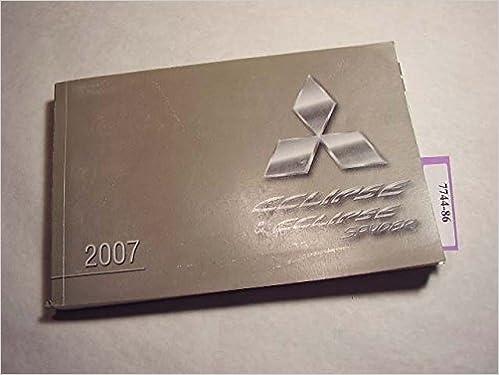 Mitsubishi eclipse spyder 2000-2005 service repair manual downloa.