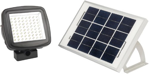 MicroSolar-NATURAL-WHITE-Not-Bluish-400-LUMEN-5W-ANGLE-ADJUSTABLE-Solar-Panel-Lithium-Battery-Solar-Flood-Light-Wall-or-Ground-Mounted-2-AXES-Adjustable-Light-Fixture