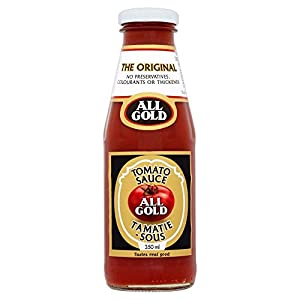 All Gold Tomato Sauce (350ml): Amazon.co.uk: Grocery