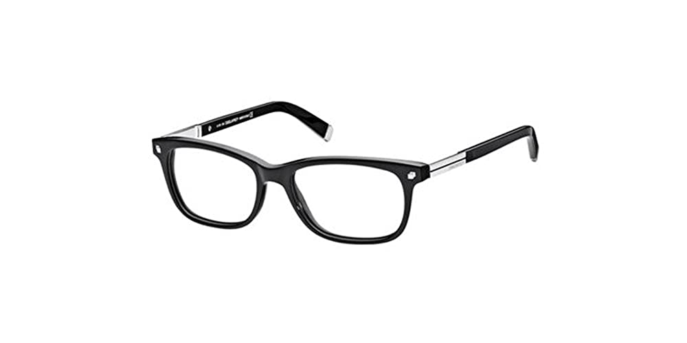 Amazon.com: Dsquared DQ5052 001 - Gafas de natación, color ...