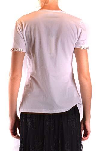 Pinko shirt T Algodon Mujer Blanco Mcbi36408 zqSXzxrIw
