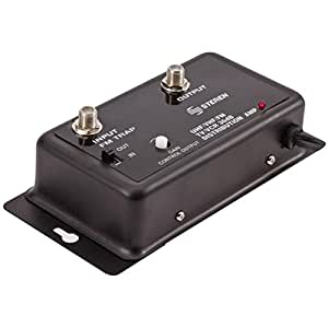 Amazon.com: STEREN - 36db VHF / UHF / FM / HDTV TV Booster ...
