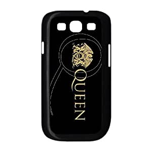 Samsung Galaxy S3 9300 Cell Phone Case Black Queen Band wkm