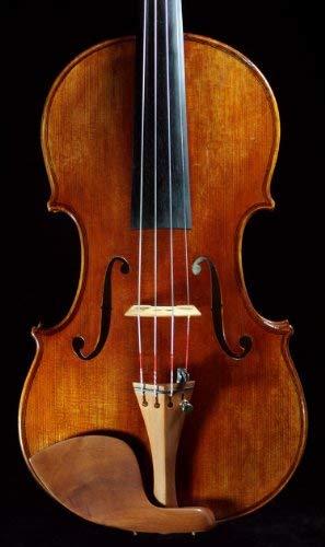 D Z Strad Antique Guarneri Del Gesu 1743 Cannone Violin Copy [並行輸入品]   B07MDQ3VM5