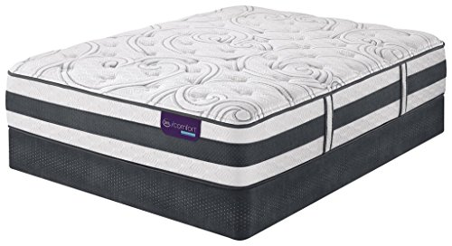 Serta Icomfort Hybrid Recognition Plush Mattress Only, Full
