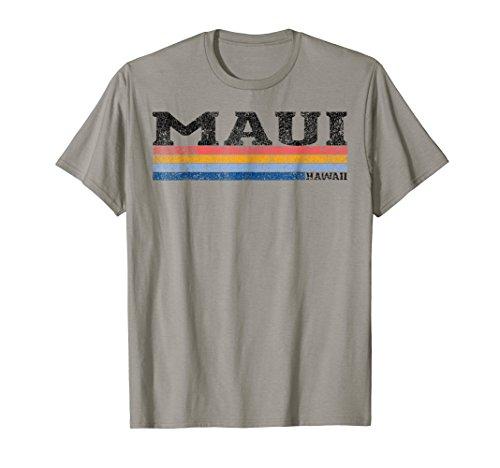 Vintage 1980s Style Maui Hawaii T-Shirt
