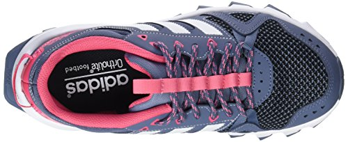 Azul Mujer Running Zapatillas 000 Acenat Rostiz para Adidas Ftwbla Rockadia de Trail W60wpSqY