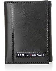 محفظة ثلاثية الطي للرجال من تومي هيلفجر