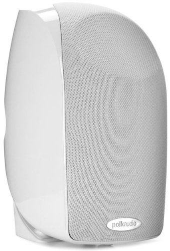 Polk TL2 Satellite Speaker (Each, White) (Polk Audio Speakers Satellite)