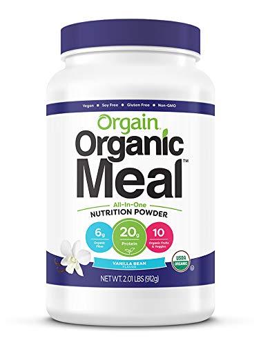 Orgain Organic Plant Based