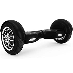 Wheelheels Balance Scooter, Hoverboard, Offroad Cruiser', 10″ – Made In Germany