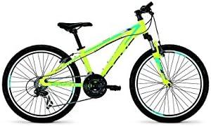 Focus Raven Rookie 1.0 Joven bicicleta 20 pulgadas 7 velocidades: Amazon.es: Deportes y aire libre