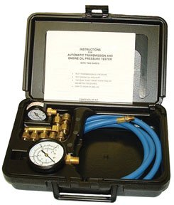 Tool Aid Automatic Transmission - Deluxe Pressure Tester for Automatic Transmission and Engine Oil